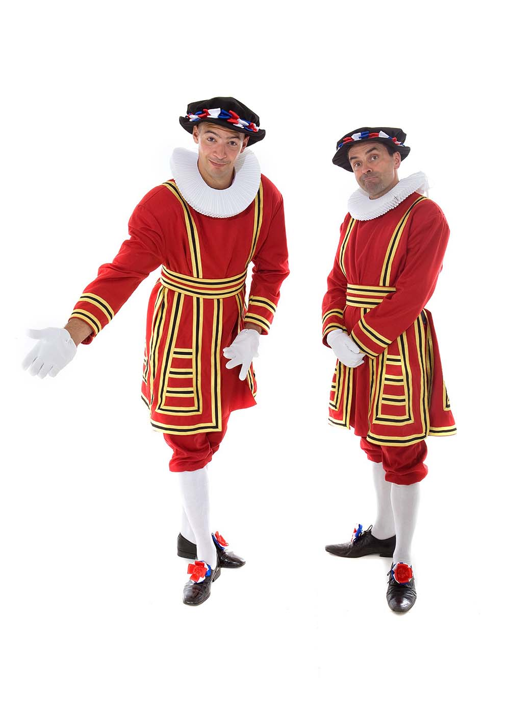 beefeaters pose