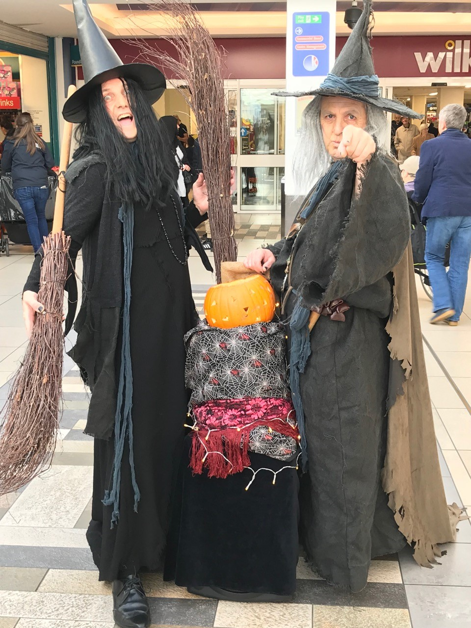 spooky, Halloween, witches, scary, walkabout, spells, sorcerer, broom