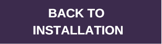 Back to Installation Button